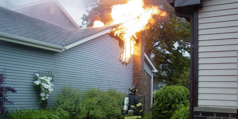 Fire & Smoke Damage in Huntersville, NC